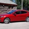 Koeajo Mazda 3 – Aineksia listahitiksi