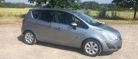 Koeajo Opel Meriva vm.2013 – Lähes täysiverinen tila-auto