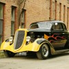 Classic Hot Rod – Plymouth Coupe ´36