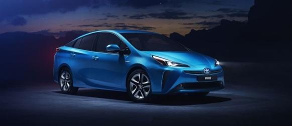 Uudistunut Toyota Prius reilusti alle 40000 euroa