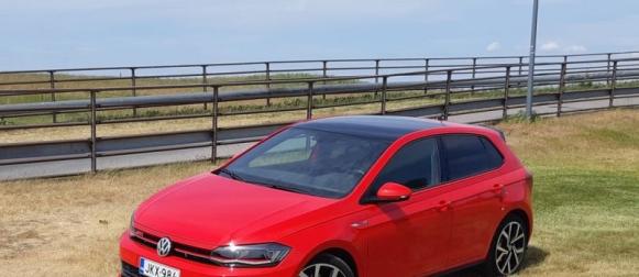Koeajo Volkswagen Polo GTI – Kuuma viistoperä