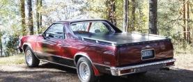 Erään avolavan tarina – Chevrolet El Camino '79
