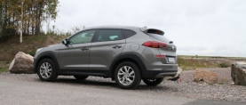 Koeajo Hyundai Tucson – Raikas tuulahdus