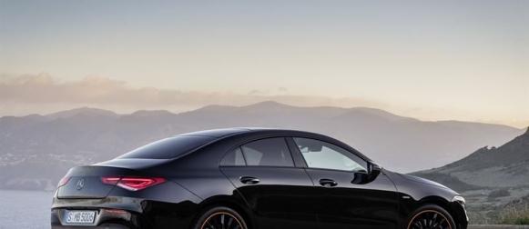 Mercedes-Benz CLA uudistuu