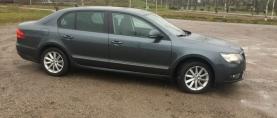 Koeajo käytetty Skoda Suberb – Melkein kuin iso Audi
