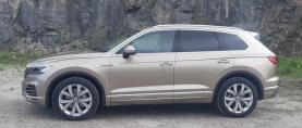 Koeajo Volkswagen Touareg – Piiloluksusta