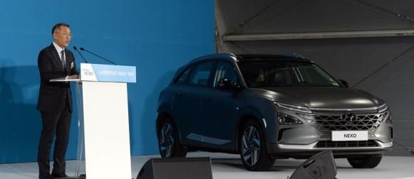 Hyundai panostaa vedyn käyttöön energianlähteenä