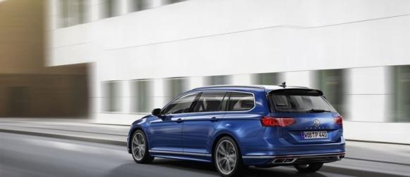Uusi Passat on ensimmäinen Volkswagen, joka tarjoaa automatisoitua ajamista