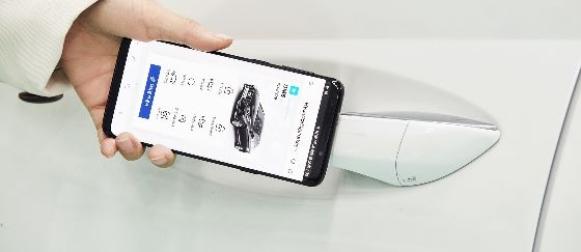 Kia kehittää avainsovellusta älypuhelimiin