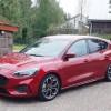 Koeajo Ford Focus – Vuoden Auto Suomessa