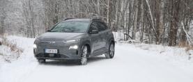 Hyundai Kona – Järkihintainen sähköauto