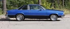 Chevrolet Malibu Coupe Landau ´70 powered by Corvette