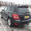Koeajo käytetty Mercedes-Benz GLK – Runsaat kilometrit eivät ajonautintoa syö