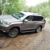 Koeajo Toyota Land Cruiser – Kukkulan kuningas