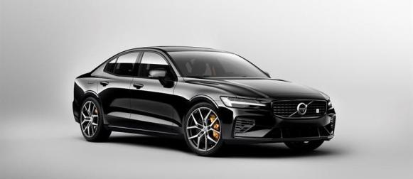 Volvo tarjoaa Polestar varustetason 60-sarjan autoihin