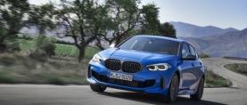 Tässä on BMW:n uusi etuvetoinen 1-sarja