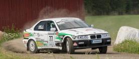 Jaakko Lavio voitolla BMW Rallin kärkeen