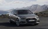 Uudistunut Audi A4 -mallisto nyt myynnissä