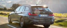 BMW 3-sarjan Touring saapuu syksyllä