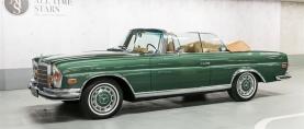 Mercedes-Benzin  W111-automalli 60 vuotta
