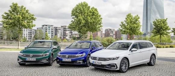 Uudistuneen Volkswagen Passatin hinnat alkavat 33019 eurosta