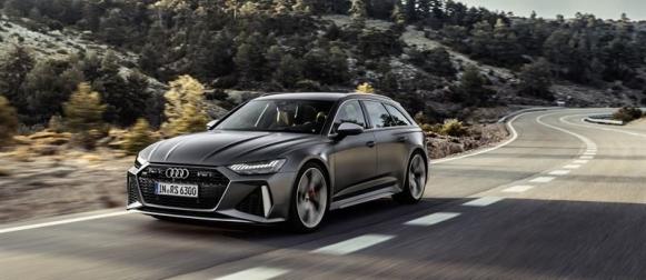 Audi RS 6 Avant – neljäs sukupolvi