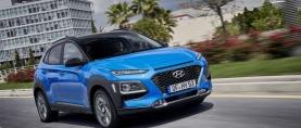 Täysin uusi Hyundai Kona hybrid