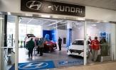 Hyundai avasi uudenlaisen showroomin Lohjalle