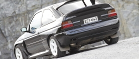 Raakaa Cossua kiitos – Ford Escort RS Cosworth ´92
