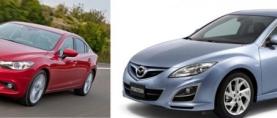 Mazda 6:n radikaalimpi uudistus