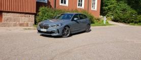 Koeajovideo BMW 118i – Uusin etuvetoinen Bemari