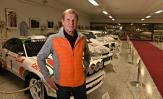 Juha Kankkusella miljoonien autokokoelma