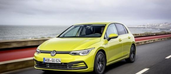 Uusi Volkswagen Golf keväällä Suomeen