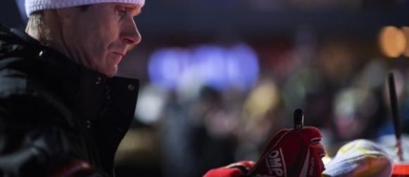 Grönholm menestynein suomalainen Ruotsin rallissa