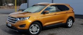 Koeajo käytetty Ford Edge – Vaihtoehto uudelle