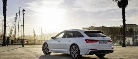 Audi A6 Avant nyt myös ladattavana hybridinä