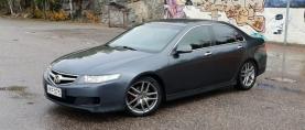 Puoli miljoonaa ajettu Honda Accord – Käy yhä kuin sveitsiläinen kello