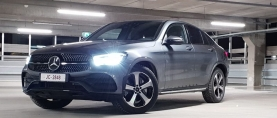 Koeajo Mercedes-Benz GLC400d Coupé – GLC Coupé uudistui