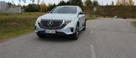 Koeajovideo Mercedes-Benz EQC400