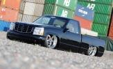 Wannabe Caddy – Chevrolet Fleetside 454 SS '90