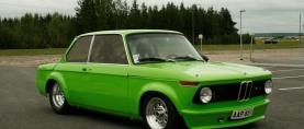 Kurikan nopein kaalimato – BMW 2002 '72