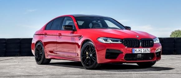 Uudet BMW M5 ja M5 Competition – lyömätöntä tehoa