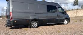 Iveco Daily 35-210 Hi-Matic – Todellinen tila-auto