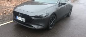 Koeajo Mazda 3 – Tehokas ja taloudellinen