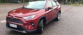 Koeajo Toyota Rav4 – Entistä tehokkaampi ja tilavampi