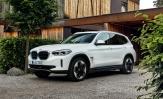 BMW iX3 vuonna 2021 Suomeen