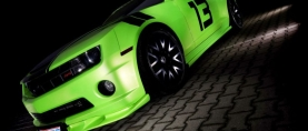 Geiger Counter – Chevrolet Camaro SS