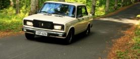 Nopeaa Lada laatua – Lada 2107