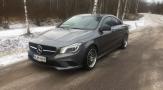 """Koeajo käytetty Mercedes-Benz CLA – Mersu, mutta vain """"tavallisen"""" hyvä"""