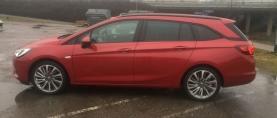 Koeajo Opel Astra – Perusperheellisen perusfarmari